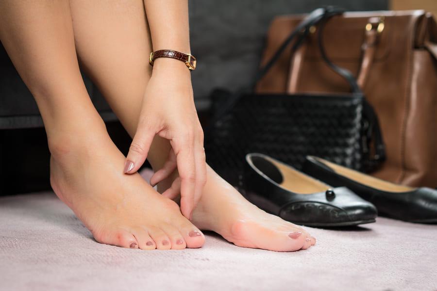 Douleur de pied